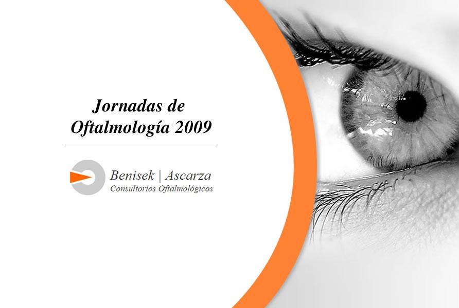 Jornadas de Oftalmología 2009