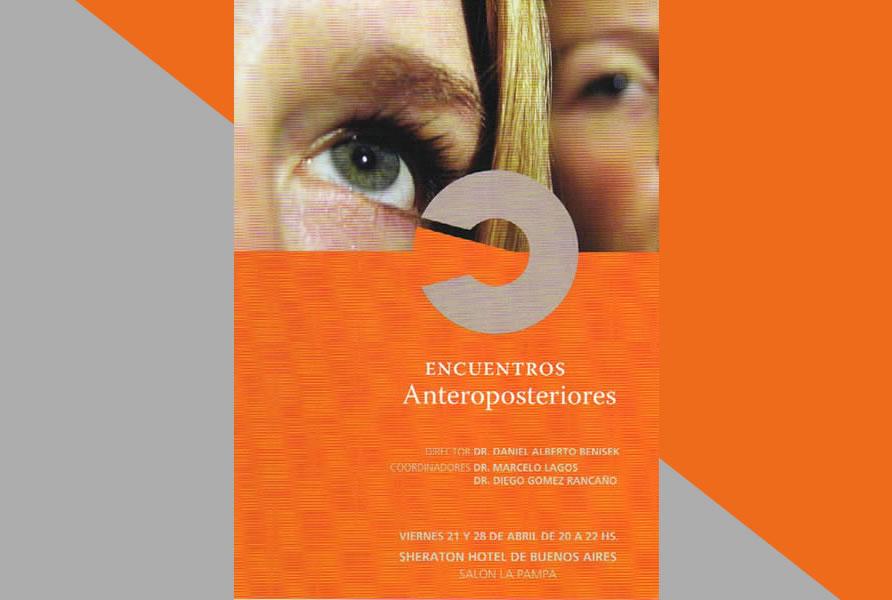 Encuentros Anteroposteriores 2006